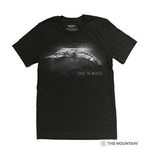 Save the Whales - 54-5981 - Triblend T-shirt