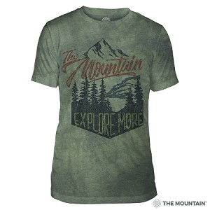 Explore More - 54-5825 - Men's Triblend T-shirt