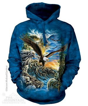 Find 11 Eagles - Adult Hoodie
