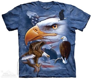 Free To Fly - 10-4858 - Adult Tshirt