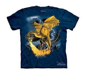 Golden Dragon - Youth Tshirt