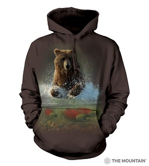 Lucky Fishing Hole - 72-6165 - Adult Hoodie