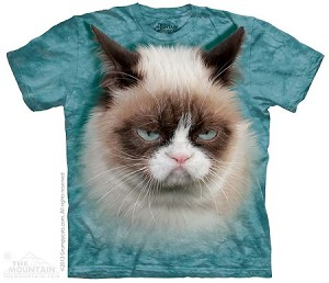 Grumpy Cat - 10-3688 - Adult Tshirt