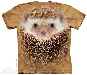 Big Face Hedgehog - Youth Tshirt
