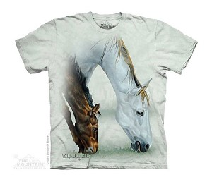 Fillie And Mare - Youth Tshirt