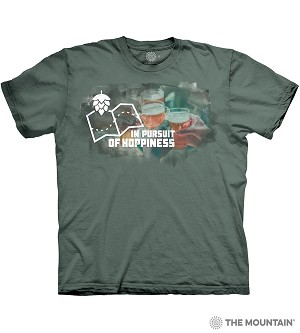 In Pursuit Of Hoppiness - 10-6298 - Adult  T-shirt