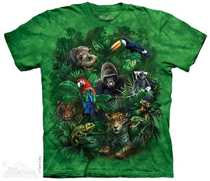 Jungle Friends - Youth Tshirt