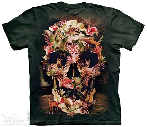 Jungle Skull - Youth Tshirt