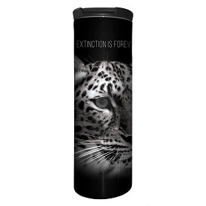 Leopard Extinction Is Forever - 59-5975 - Stainless Steel Barista Travel Mug