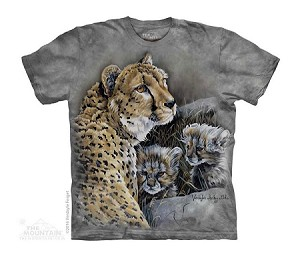 Cat's Home Leopards - Youth Tshirt - 15-4952