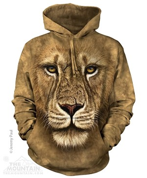 Lion Warrior - Adult Hoodie