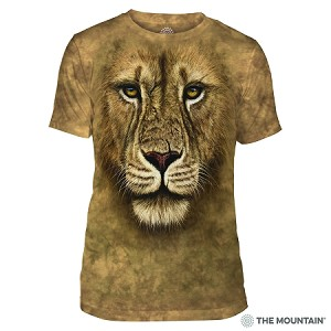 Lion Warrior - 54-3180 - Men's Triblend T-shirt