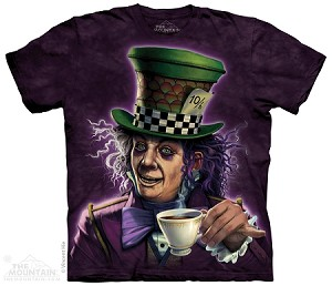 Mad Hatter - Adult Tshirt