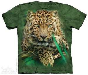 Majestic Leopard - Youth Tshirt