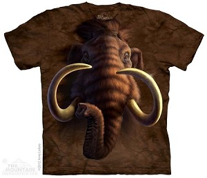 Mammoth Head - 15-3419 - Youth Tshirt