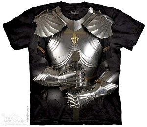 Body Armor - Adult Tshirt