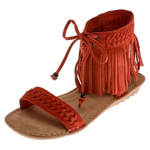 minnetonka moccasins 71405 poppy suede marquette sandal