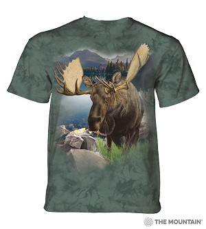 Monarch of the Forest - 10-6168 - Adult Tshirt