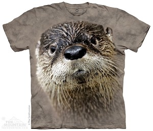 North American River Otter - Adult Tshirt