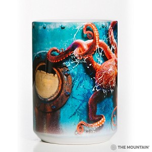 Octopus Climb - 57-5953-0901 - Everyday Mug
