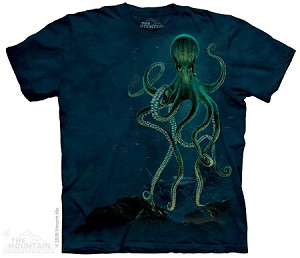 Octopus - Youth Tshirt - 15-2282