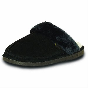 Old Friend Footwear - Women's Montana Slip-on - 548150 - Black