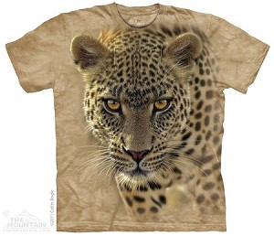 Leopard On The Prowl - 10-3320 - Adult Tshirt