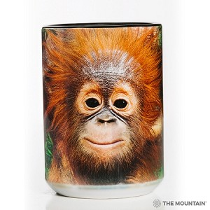Orangutan Hang - 57-5932-0900 - Everyday Mug