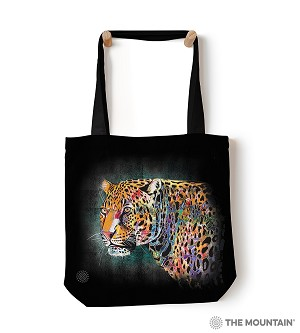 Painted Cheetah - 97-6321 - Everyday Tote