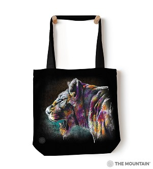 Painted Lion - 97-6323 - Everyday Tote