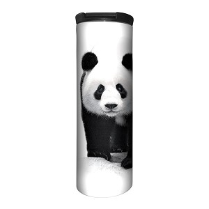 Panda Protect My Home - 59-5555 - Stainless Steel Barista Travel Mug