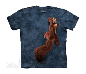 Peace Squirrel - Youth Tshirt