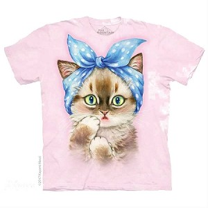 Pin-Up Kitten - 10-5899 - Adult Tshirt