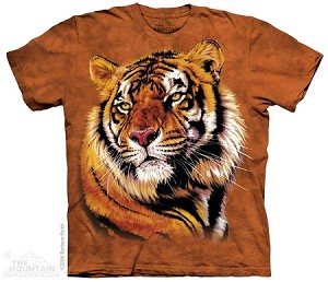 Power And Grace Tiger - 10-1150 - Adult Tshirt