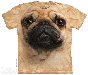 Pug Face - Youth Tshirt