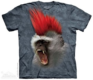 Punky Monkey - Youth Tshirt