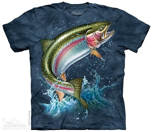 Rainbow Trout - Adult Tshirt