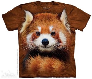 Red Panda - Adult Tshirt