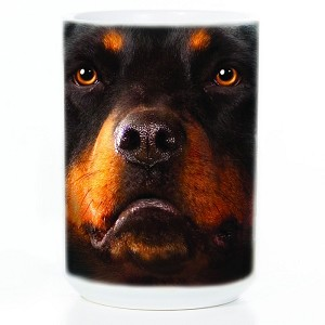 Rottweiler - 57-3263-0901 - Everyday Coffee Mug