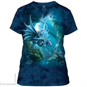 Sea Dragon - 28-5740 - Ladies Fitted Tee