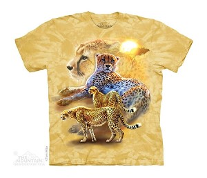Serengeti Gold Cheetahs - Youth Tshirt