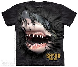 Shark Week Breakthru - Adult Tshirt