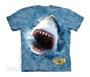 Shark Week Feed - Youth Tshirt