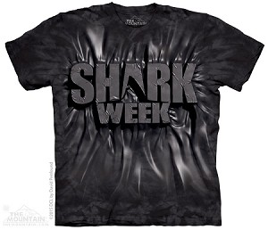 Shark Week Inner Spirit - Adult Tshirt