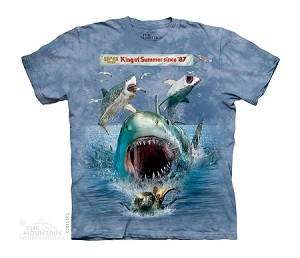 Shark Week Snuffy - Youth Tshirt