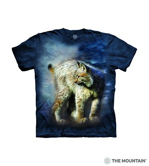 Silent Spirit Bobcat - 15-6275 - Youth Tshirt