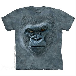 Smiling Gorilla - 15-5907 - Youth Tshirt