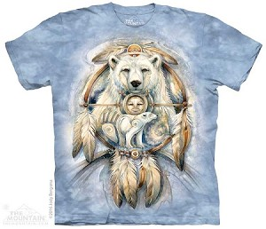Spirit Bear - Adult Tshirt
