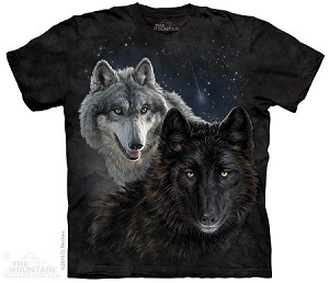 Star Wolves - 10-4851 - Adult Tshirt