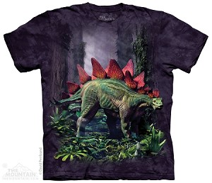 Stegosaurus - Youth Tshirt